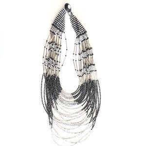 Armani Collana Bohem Multi-strand Necklace